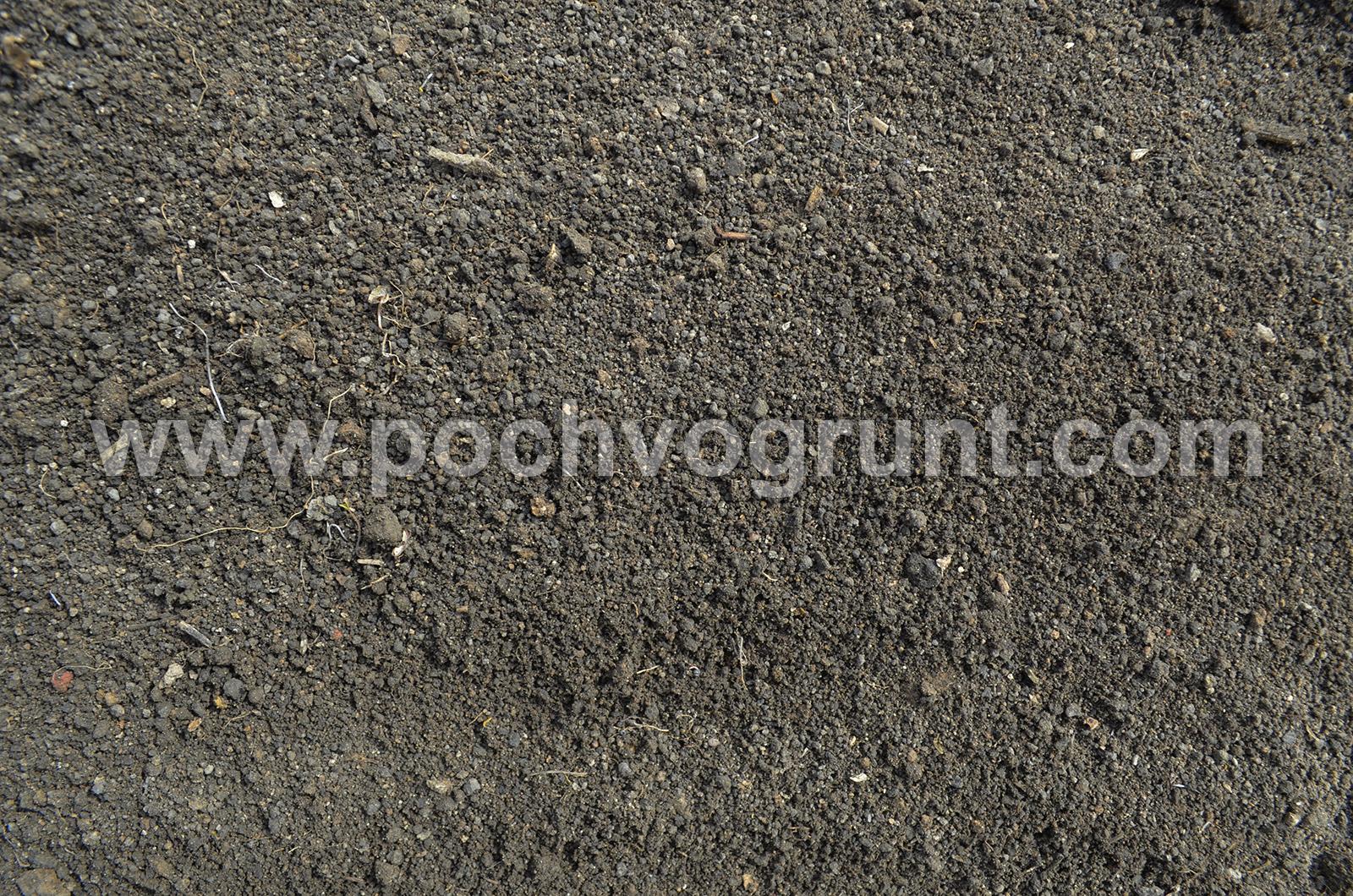 Доставка плодородного грунта в Чехове и Чеховском районе