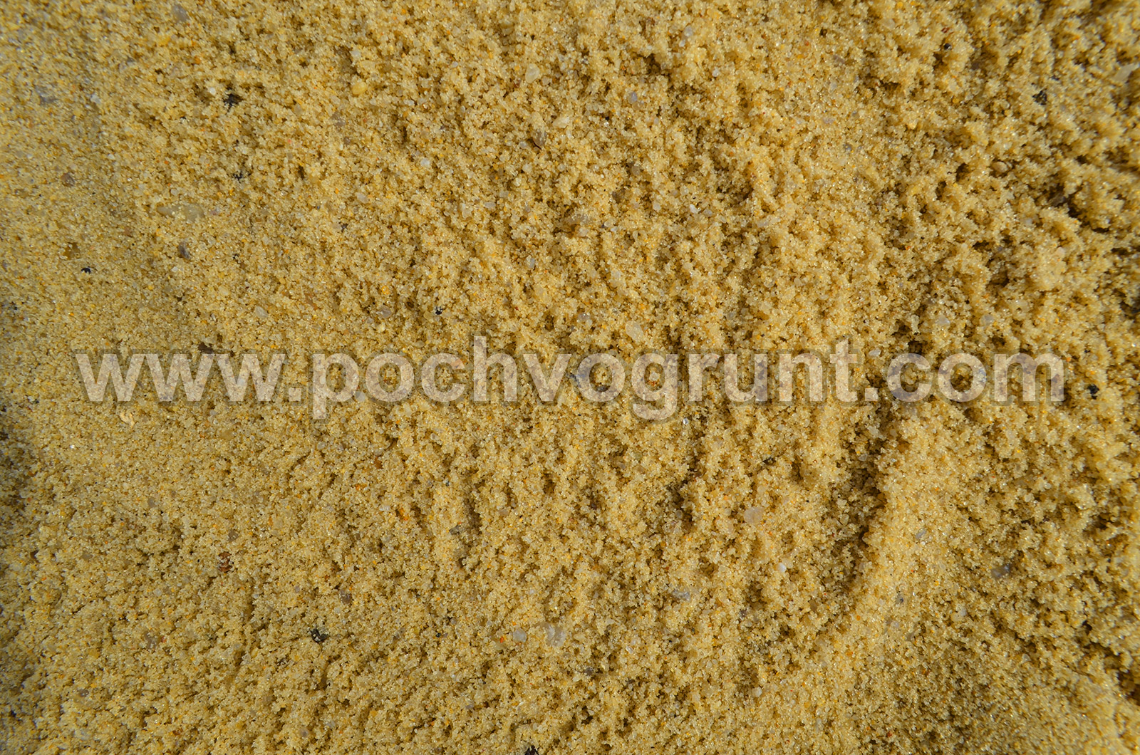 Купить карьерный песок в Чехове и Чеховском районе